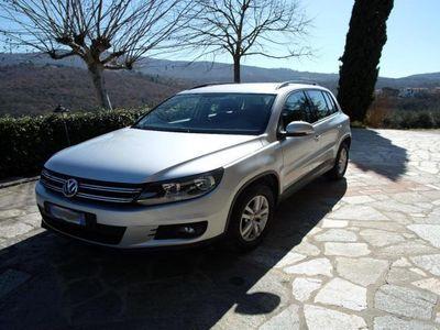 brugt VW Tiguan 2.0 TDI 140 CV -2,0 tdi -KM 63000- TARGA EY663HS