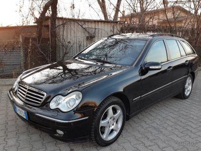 usado Mercedes C220 ClasseCDI Xenon Tetto-P Perfetta