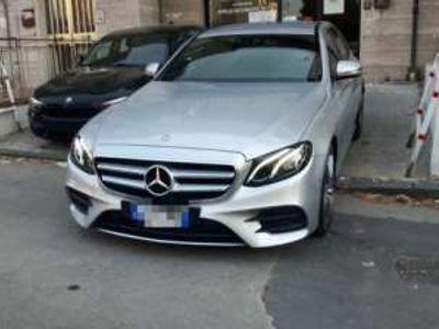 usata Mercedes E220 Auto Business Sport AMG Diesel