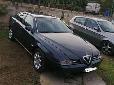 usata Alfa Romeo 166 2.4 JTD cat Route