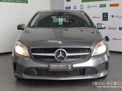 usata Mercedes A200 d Executive