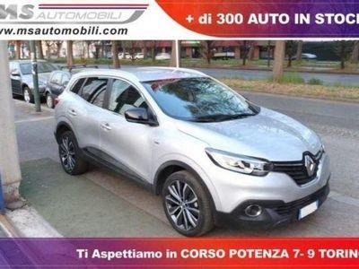 used Renault Kadjar 1.6 dCi 130CV 4x4 Energy Bose Unicoproprietario
