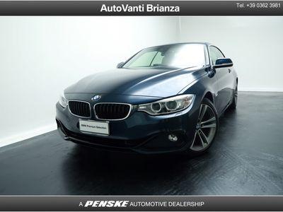 usado BMW 428 Serie 4 i Cabrio Sport