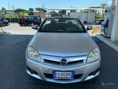 usata Opel Tigra TwinTop 1.3 CDTI Sport MOTORE E TURBI