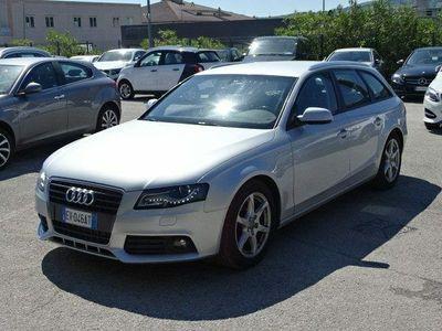 usata Audi A4 Avant 2.0 TDI 143 CV F.AP. multitronic del 2012 usata a Mosciano Sant'Angelo