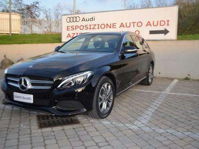usata Mercedes C250 BlueTEC S.W. 4Matic Automatic Sport