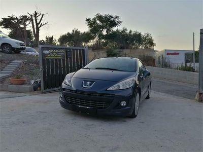 usata Peugeot 207 CC 1.6 8V HDi 112 CV CC Active