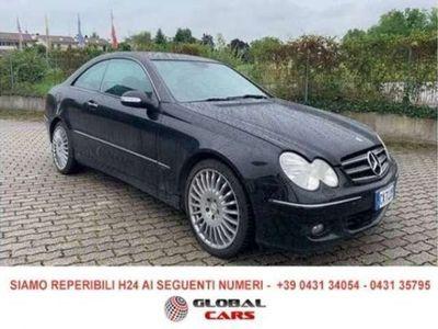 usata Mercedes CLK220 CDI cat Avantgarde/AMG SPORT/TETTO