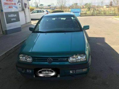 usata VW Golf 2.8 VR6 cat 3 porte usato