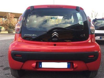 usata Citroën C1 1.0 5 porte CMP Vanity Fair 10