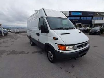 usata Iveco Daily Daily35C13 H3 PASSO LUNGO RUOTE GEMELLATE