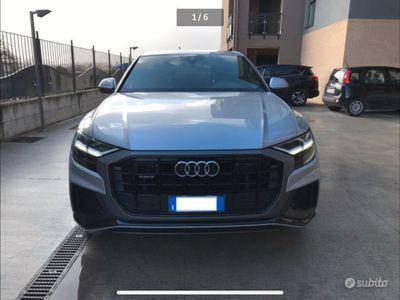 usata Audi Q8 50tdi s-Line tetto full italiana