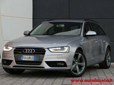 usata Audi A4 Avant 2.0 TDI 177 CV Quattro S tronic Bu cd