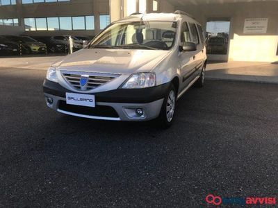 usata Dacia Logan MCV 1.5 dCi 70CV 5 posti Ambiance