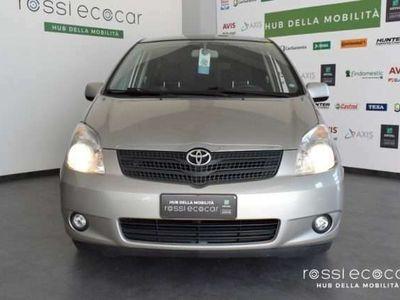 usata Toyota Corolla Verso 1.6 16V - Alimentazione Metano rif. 13546477