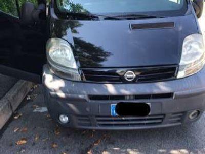 usata Nissan Primastar V27 1.9 dCi/100 PC Furgone L con gancio traino