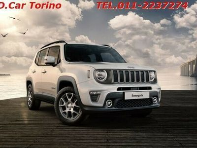 usata Jeep Renegade 1.3 T4 150 CV DDCT Limited