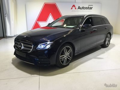usado Mercedes E350 Classe ES.W. Auto AMG Line