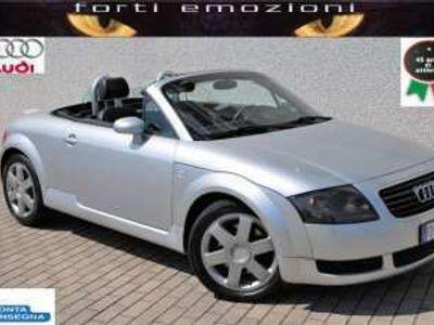 usata Audi TT Roadster 1.8 T 20V 179 CV cat Benzina