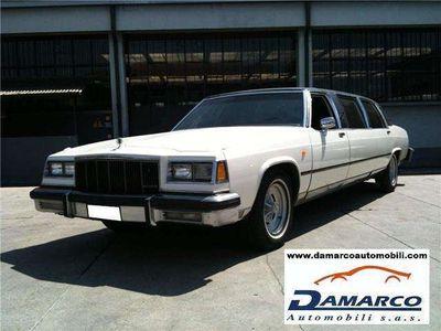 usata Buick Electra LIMOUSINE 5700V8 7 POSTI *SCAMBI/PERMUTE*