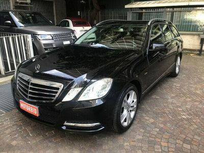 usata Mercedes E220 Cdi Blueefficiency Avantgarde 170 Hp