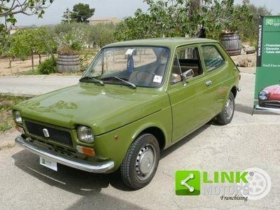 usata Fiat 127 1273p Certificata ASI