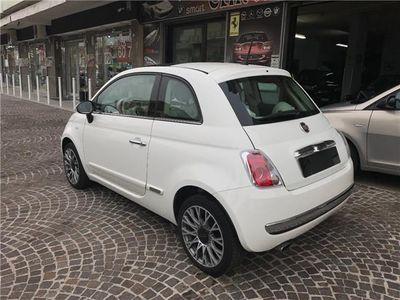 usata Fiat 500 1.2 Lounge possibile GPL