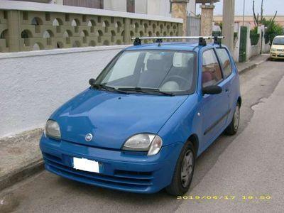 usata Fiat Seicento 1.1 gpl