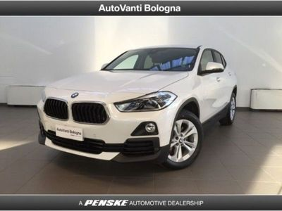 used BMW X2 sDrive 18d Advantage