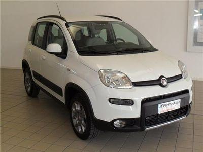 usata Fiat Panda 4x4 1.3 Mjt 75cv Usato