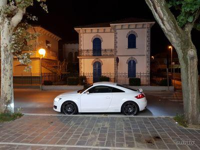 usata Audi TT 2.0 tdi quattro manuale