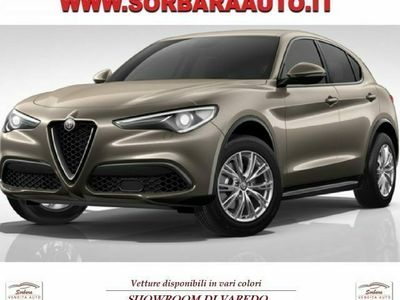 used Alfa Romeo Stelvio 2.2 Turbodiesel 180 CV AT8 RWD Super
