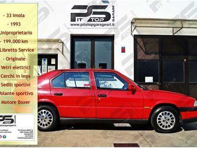 usata Alfa Romeo 33 1.3 IE Imola - Unipro - Book Service - Originale