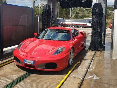 usata Ferrari F430 F1 con freni Carbon Ceramica