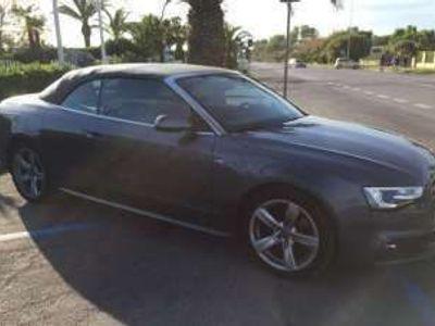 usata Audi A5 Cabriolet 2.0 TDI 177 CV multitronic Business Plus Diesel