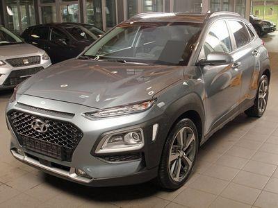 usata Hyundai Kona 1.6 T-gdi 4wd At Premium, Led, Kamera, Dab, Navi
