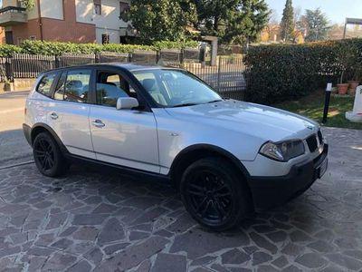 usata BMW X3 2.0i cat