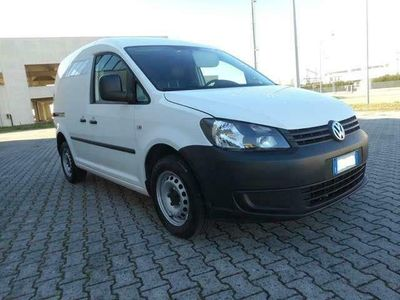 usata VW Caddy 2.0 Ecofuel VAN METANO