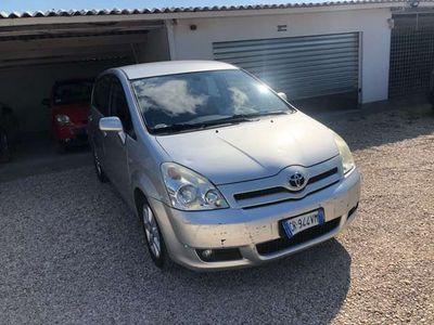 usata Toyota Corolla Verso OTTIMA IN TUTTO KM IN FATTURA