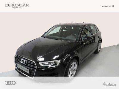 usata Audi A3 Sportback 30 1.0 tfsi Business 116cv s-tronic my1