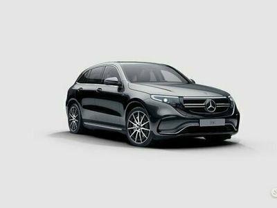 usata Mercedes EQC 400 4Matic Premium AMG