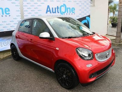used Smart ForFour 0.9 TURBO 90 CV TWINAMIC PACK SPOR