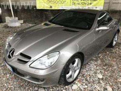 usata Mercedes SLK350 Decappottabile Automatica Benzina