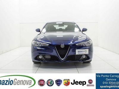 gebraucht Alfa Romeo Giulia 2.2 t Super 150cv auto