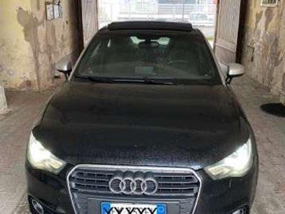 usata Audi A1 1.6 TDI S tronic S line edition