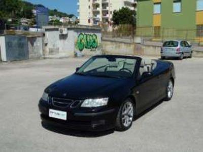 usata Saab 9-3 Cabriolet 2.0 T Vector Plus Benzina