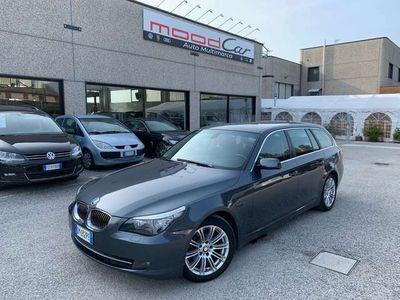 usata BMW 530 d 235 cv Touring C. automatico Futura