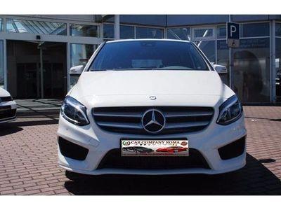 usata Mercedes 200 Classe B -enz 200 -enzCdi Amg 7g Exclisiv Ledhigh Co Usato