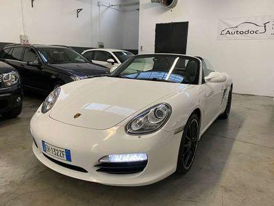 usata Porsche Boxster 3.4 24V S MANUALE!!! 310CV