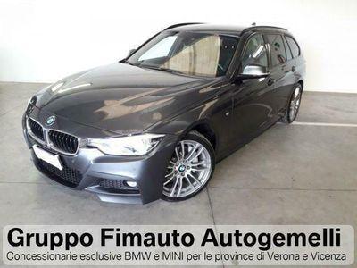 usata BMW 335 d xDrive Touring Msport Aut.